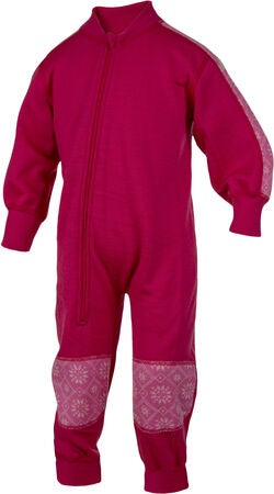 Janus Prins & Prinsess Jumpsuit Ull, Rose Red