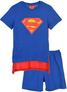Superman Pyjamas, Blue