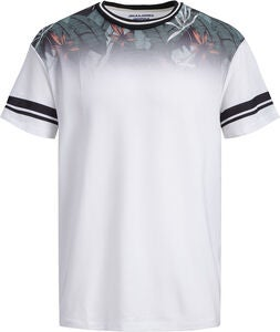 Jack & Jones Leaf T-Shirt, White