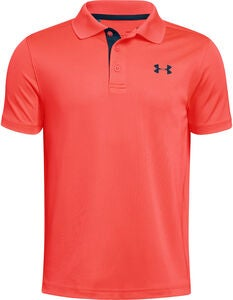 Under Armour Performance Polo Tröja, After Burn