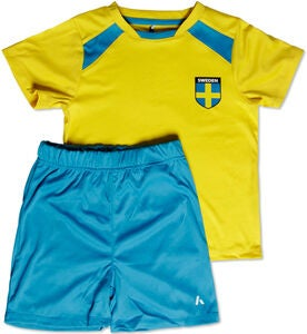 Name it Mini Klädset Football, Buttercup