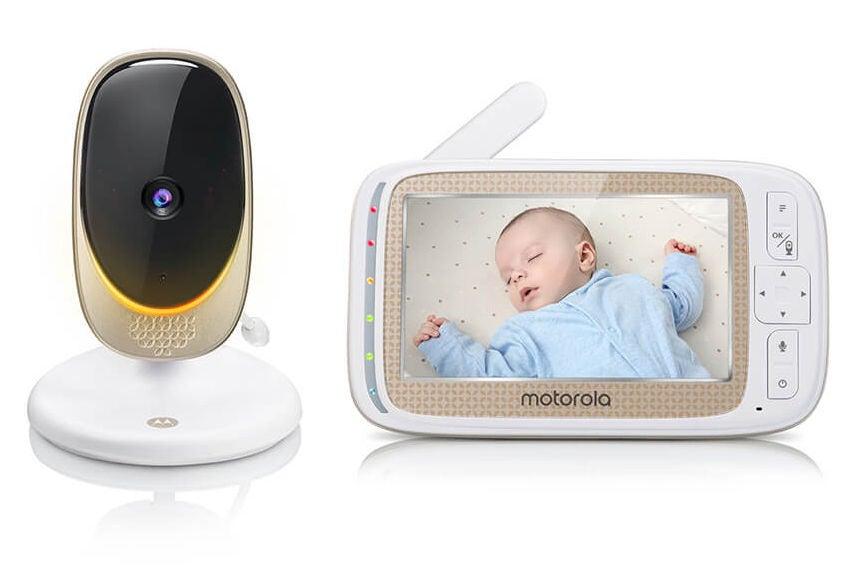 Motorola Comfort 60 Connect Babyvakt Wifi