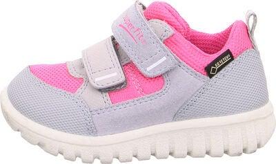 3812019746c Köp Superfit Sport7 Mini Sneaker, Grey/Pink | Jollyroom