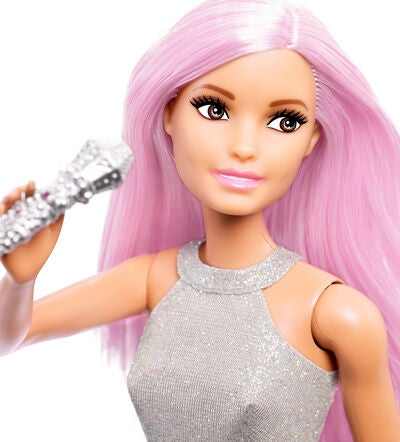 Barbie Docka Pop Star