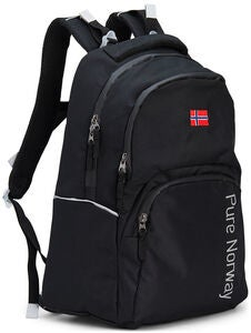 Pure Norway Free Waterproof Ryggsäck, Svart