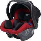 Axkid Modukid Infant Babyskydd, Red