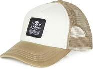 Jack & Jones Skull Trucker Keps, Olive Night