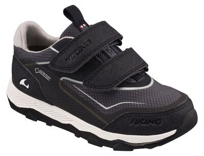 Viking Evanger Low GTX Sneaker, Black/Grey
