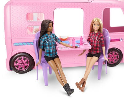 Barbie DreamCamper Husvagn med Pool
