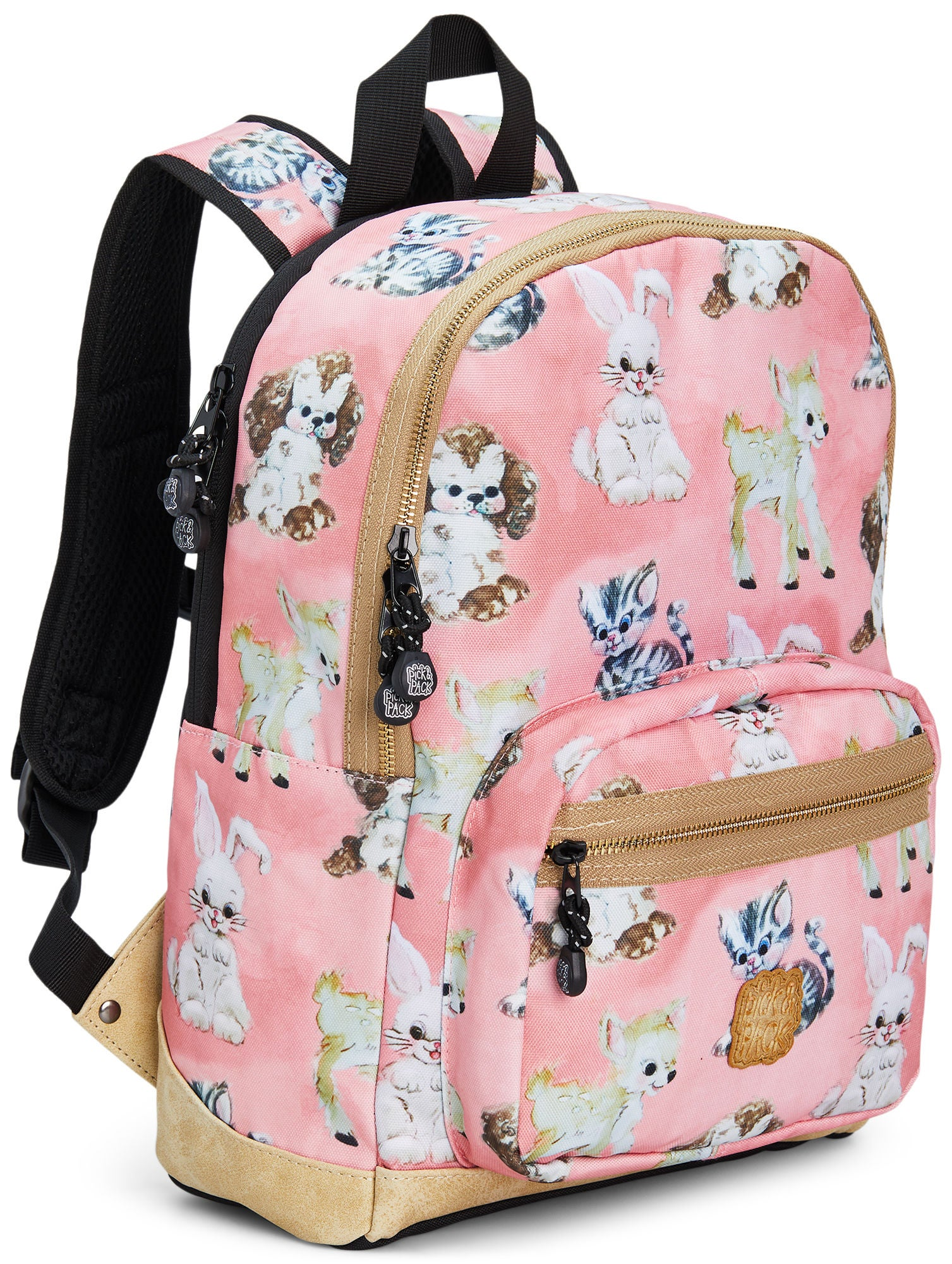 Pick & Pack Ryggsäck Cute Animals, Pink