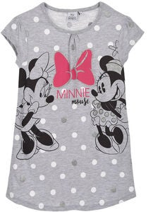 Disney Mimmi Pigg Nattlinne, Light Grey