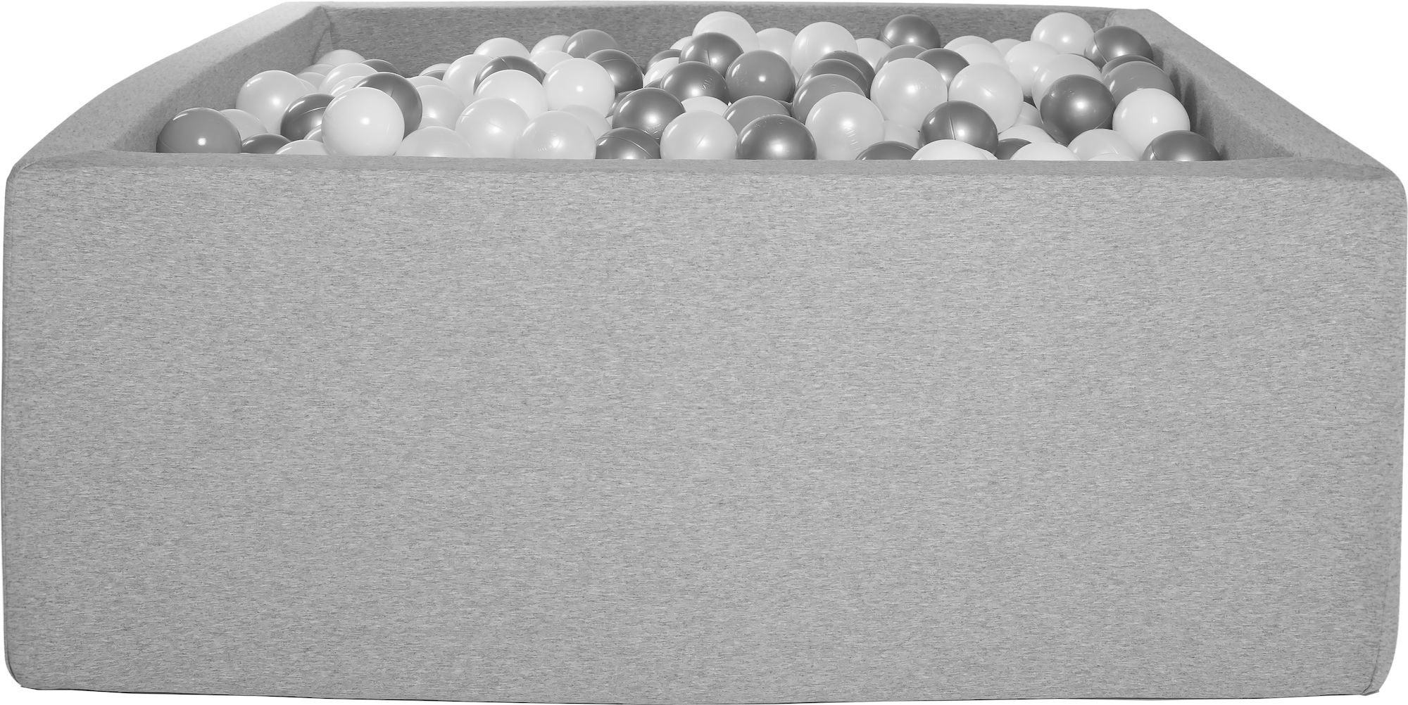 KIDKII Bollhav 90x90, Grey