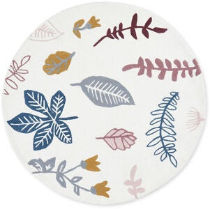 Cam Cam Copenhagen Matta, Pressed Leaves