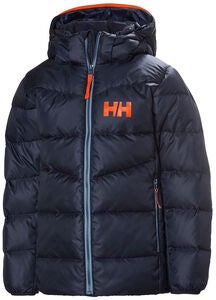 Helly Hansen Isfjord Down Mix Jacka, Navy