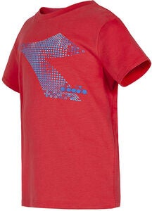 Diadora T-Shirt, Dark Red