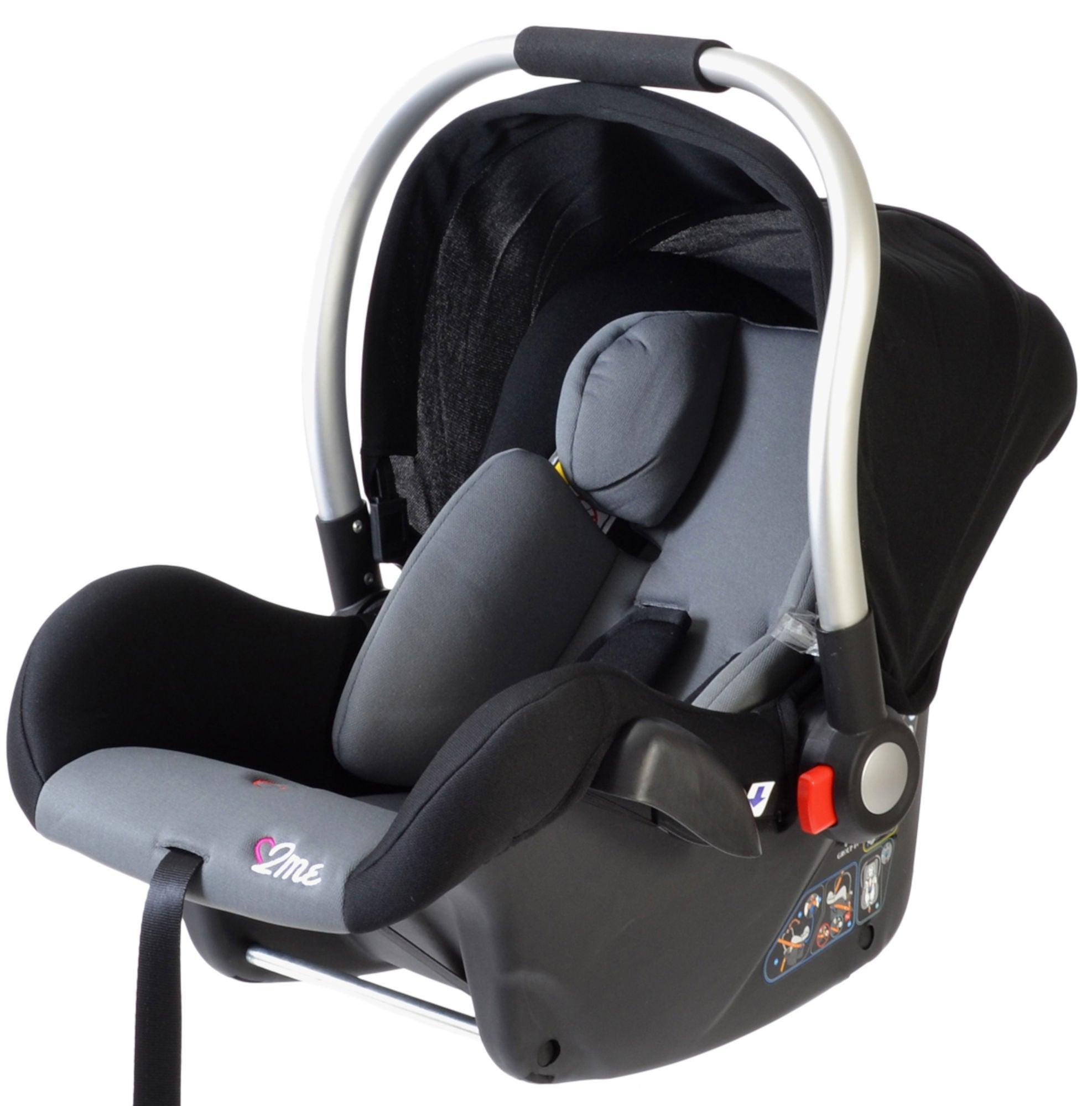 2ME Babyskydd Monza Grå