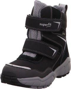 Superfit Culusuk 2.0 GTX Vinterkänga, Black/Grey