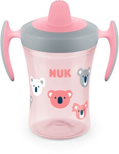 NUK Evolution Trainer Cup Pipmugg, Rosa