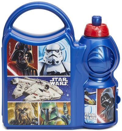 Star Wars Combo Lunchset