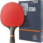 Stiga Bordtennisrack ROYAL 3-star WRB