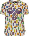 Hummel Popsicle T-shirt, Whisper White