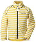 Didriksons Monte Fleecejacka, Yellow Simple Stripe