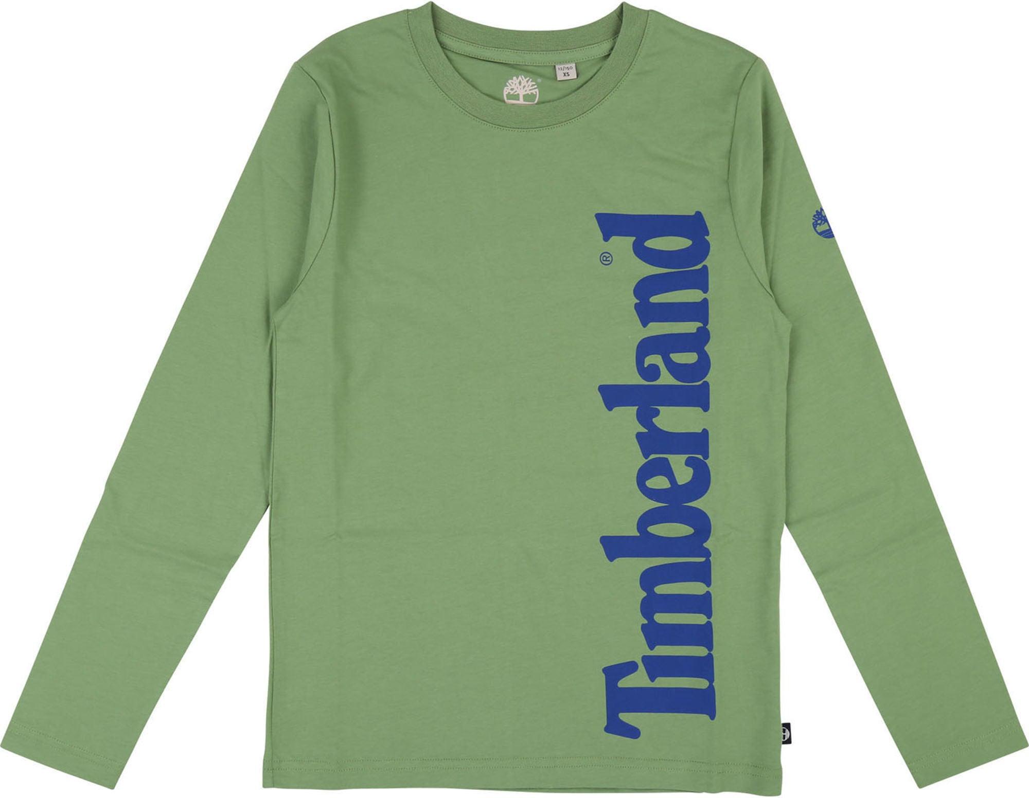 81e230837ac Köp Timberland Långärmad T-Shirt, Green   Jollyroom