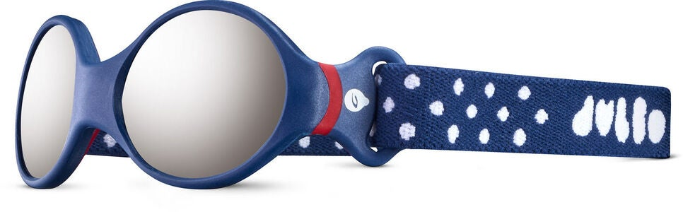 Julbo Loop S Spectron 4 Baby Solglasögon, Dark Blue/Red