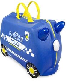 Trunki Resväska Percy The Policecar 88a2eb27d9bd7