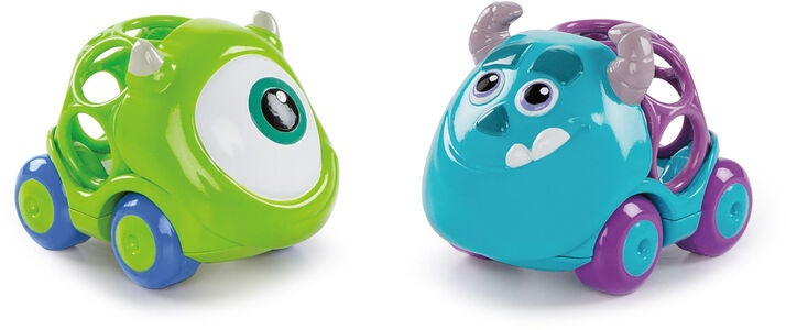 Oball Disney Monsters INC Bilar 2-pack