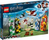 LEGO Harry Potter 75956 Quidditchmatch