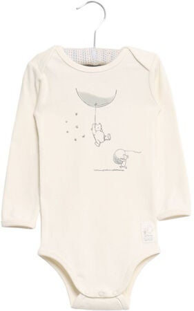 Wheat Nalle Puh Ballong Body, Ivory