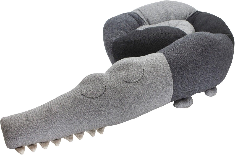 Sebra Sleepy Croc Sovorm, Storm Grey