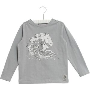 Wheat Frozen Elsa Horse T-Shirt, Dove