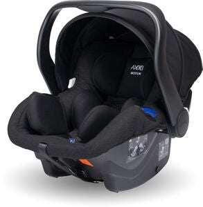 Axkid Modukid Infant Babyskydd, Black