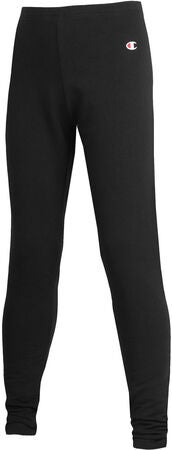 Champion Kids Leggings, Black Beauty