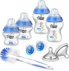 Tommee Tippee Closer to Nature Startkit Flaska, Owl