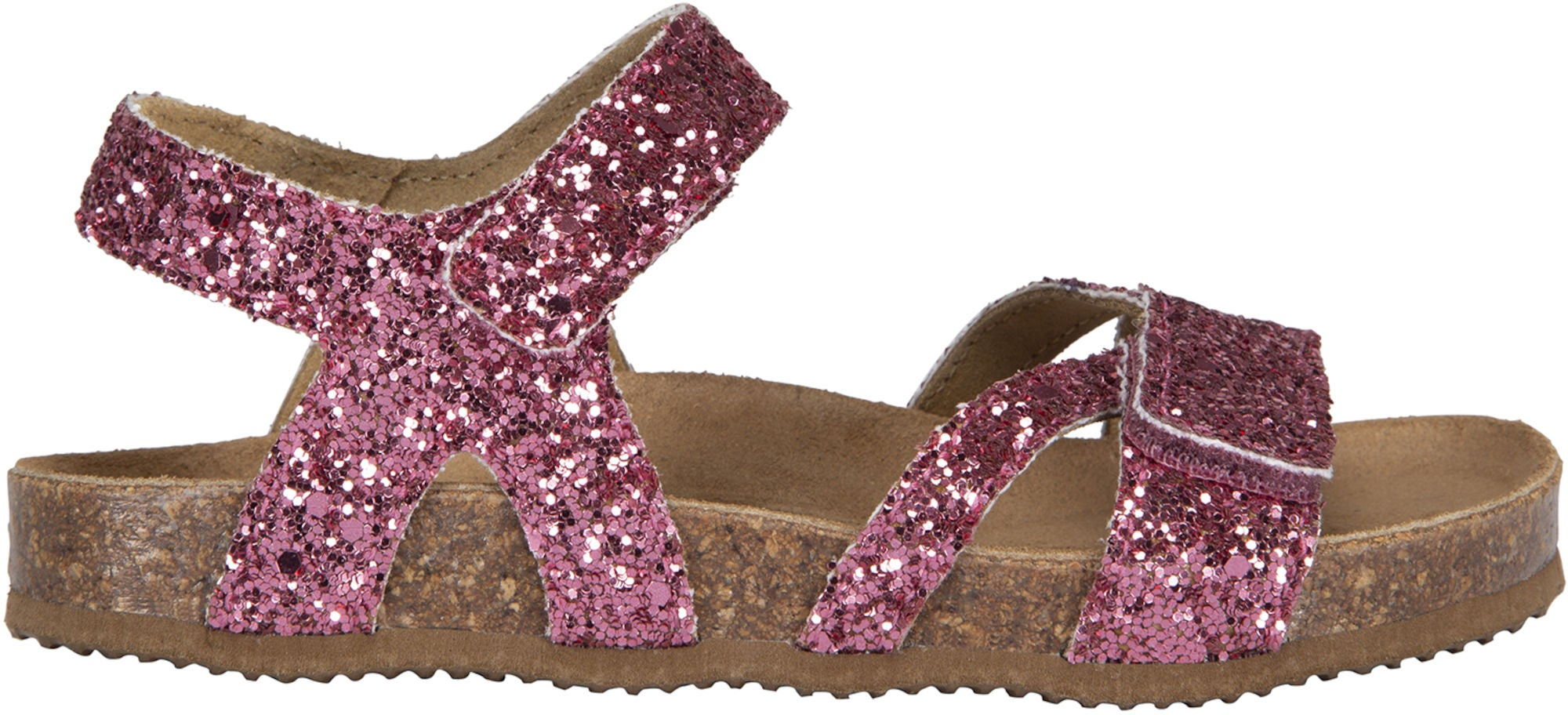 Köp Petit by Sofie Schnoor Glitter Sandal, Pink | Jollyroom