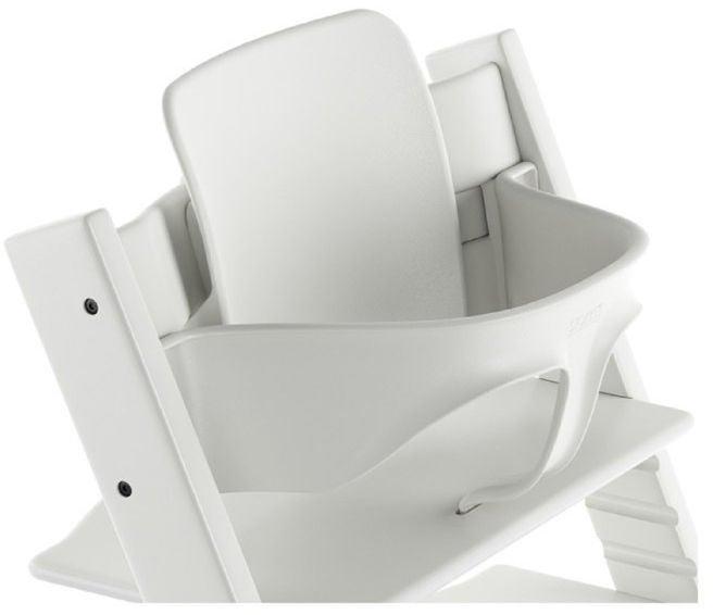 Köp Stokke Tripp Trapp® Babyset, White | Jollyroom