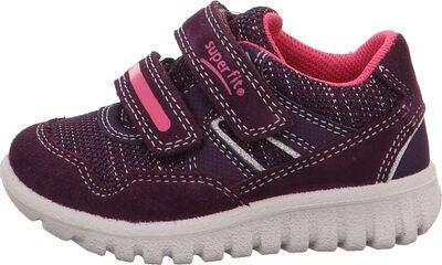 1a3e2826a5b Köp Superfit Sport7 Mini Sneaker, Purple/Pink | Jollyroom