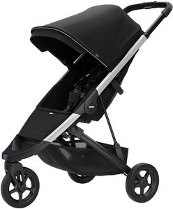 Thule Spring Sittvagn, Midnight Black