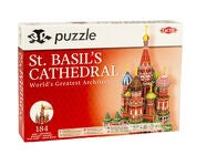 Tactic Pussel 3D Puzzle St. Basil's Cathedral
