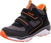 Superfit Sport5 GTX Sneaker, Black/Orange