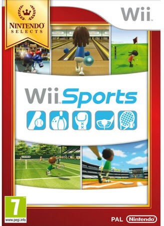 Nintendo Wii Selects Wii Sports