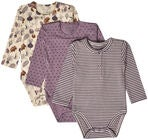 Hust & Claire Base Body 3-Pack, Lavender