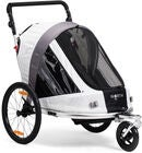 North 13.5 Rapider Cykelvagn, Grey
