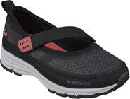 Viking Sara MJ Sandal, Black/Coral