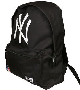 New Era MLB NYY Ryggsäck 16L, Black/White