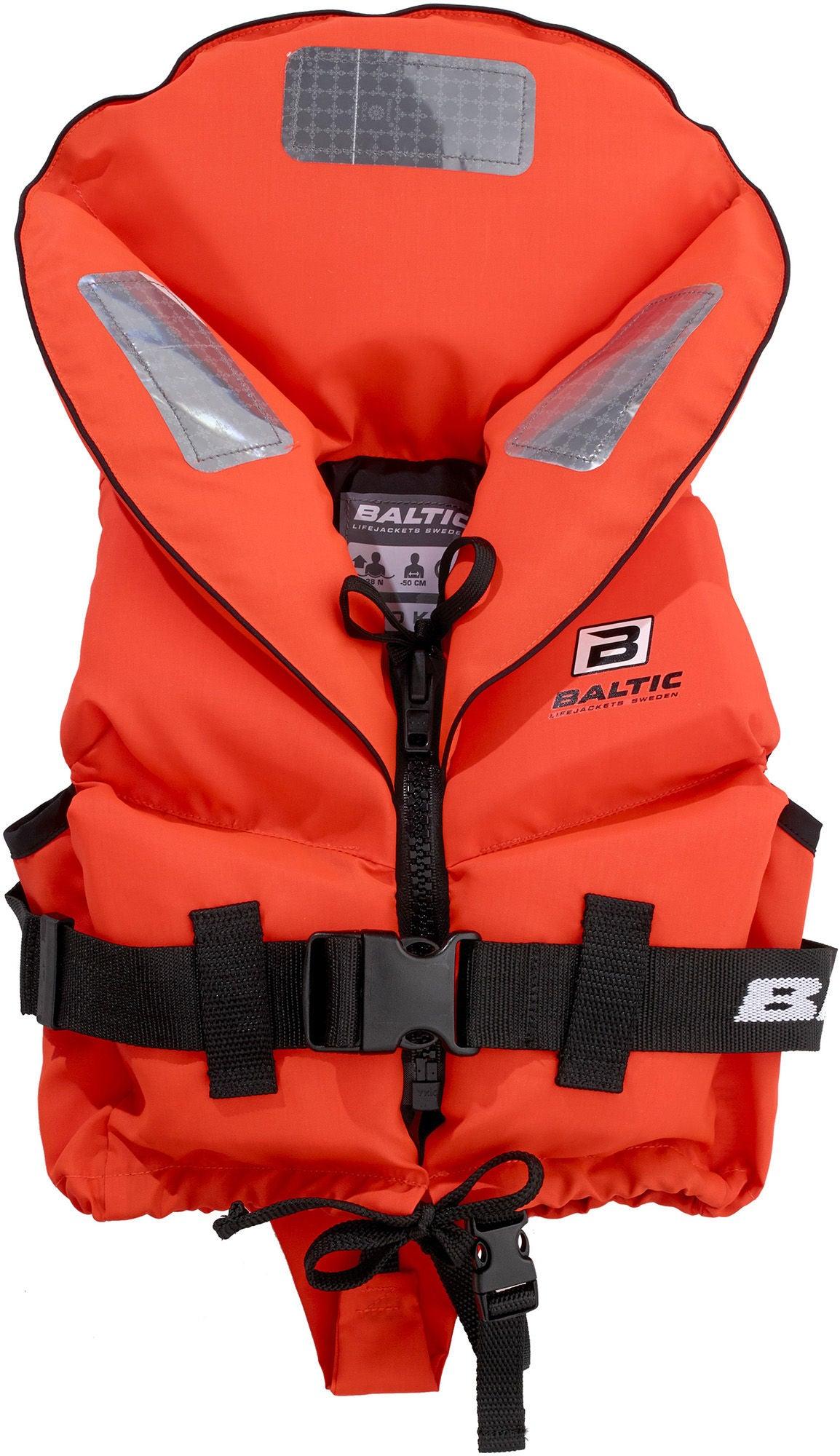 Baltic Flytväst Pro Sailor 3-10 kg, Orange