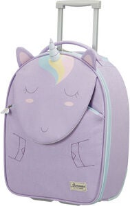 Samsonite Unicorn Lilly Resväska, Lila